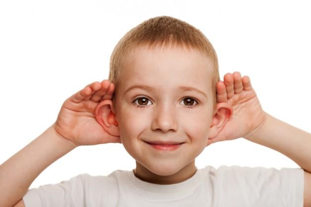 få bort lock i öronen