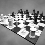 Hur spelar man schack