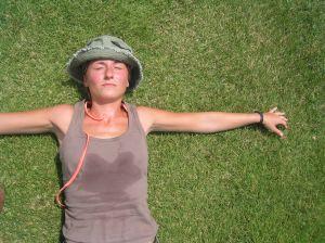 Hur kan man sluta svettas