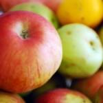 Hur lagrar man äpplen