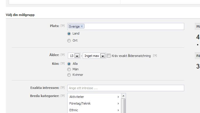 Hur annonserar man på Facebook 5