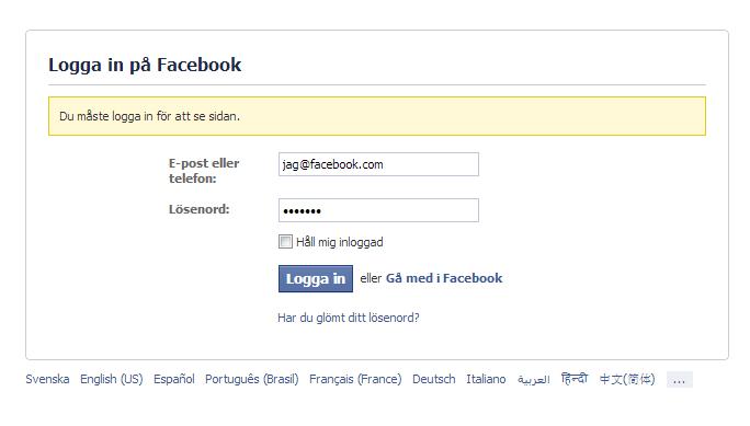 Hur annonserar man på Facebook 1