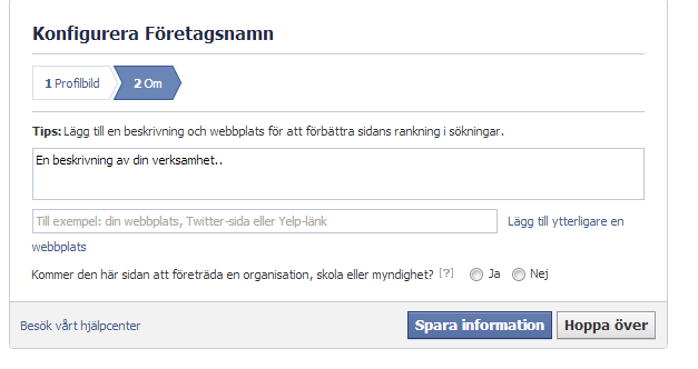 Hur gör man en Facebook Like Box 4