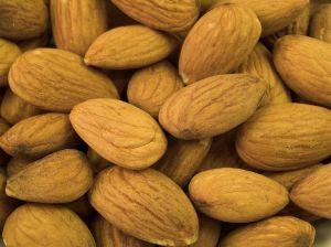 Hur rostar man mandlar