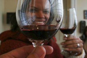 Hur lagrar man rödvin
