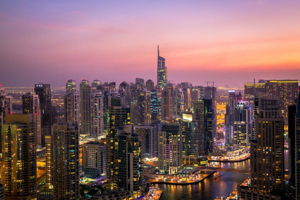 Hur får man ett visum till Dubai